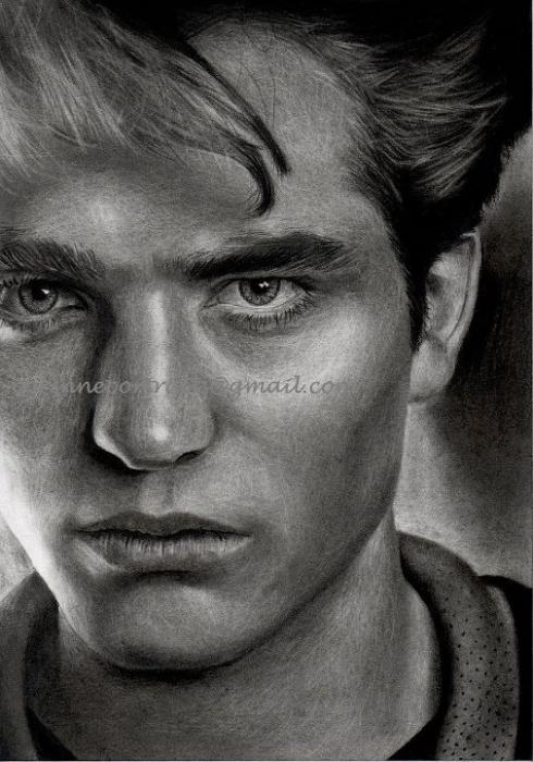 Robert Pattinson by Sadness